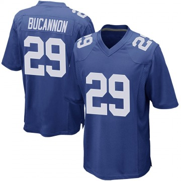 Youth Deone Bucannon New York Giants Game Royal Team Color Jersey